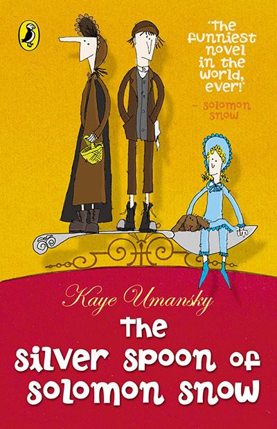 The Silver Spoon of Solomon Snow - Jacket