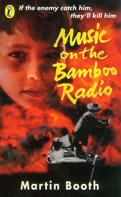 Music on the Bamboo Radio - Jacket
