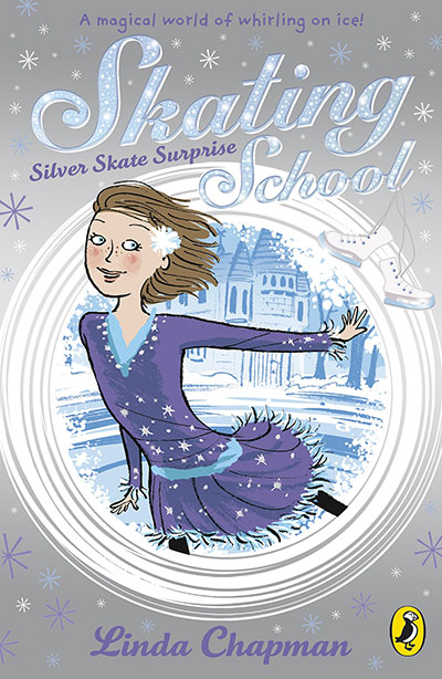 Skating School: Silver Skate Surprise - Jacket