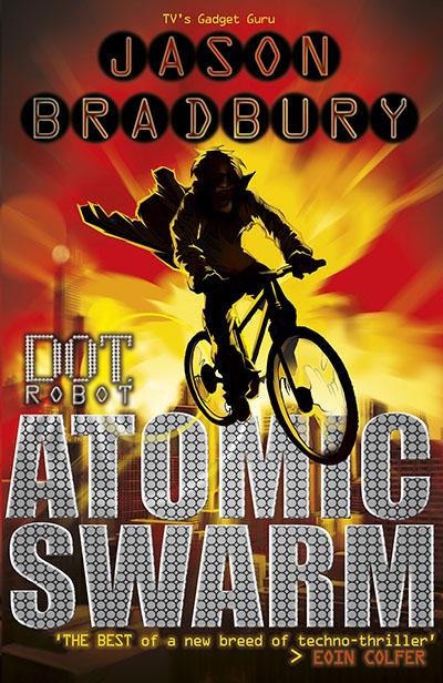 Dot Robot: Atomic Swarm - Jacket