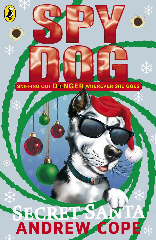 Spy Dog Secret Santa - Jacket