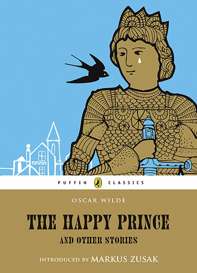 The Happy Prince and Other Stories - Jacket