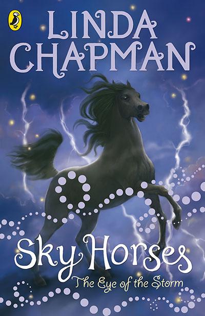 Sky Horses: Eye of the Storm - Jacket