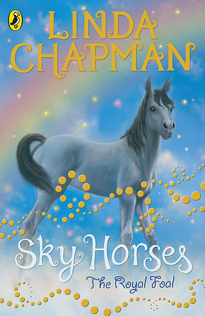 Sky Horses: The Royal Foal - Jacket