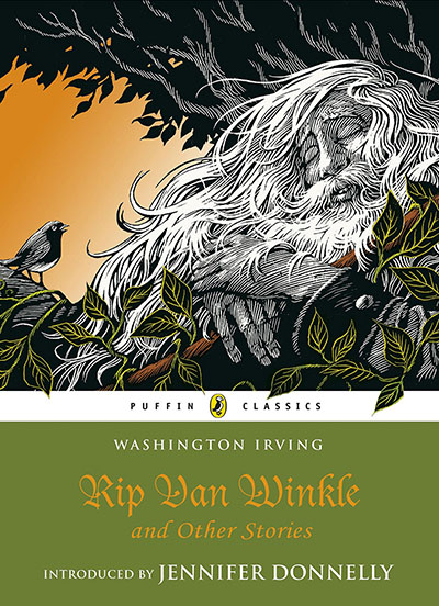 Rip Van Winkle and Other Stories - Jacket