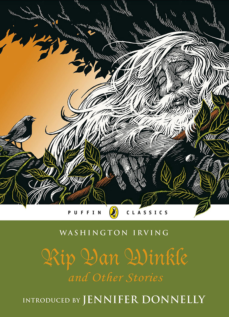 Rip Van Winkle and Other Stories - Jacket