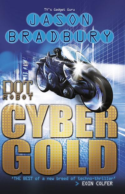 Dot Robot: Cyber Gold - Jacket