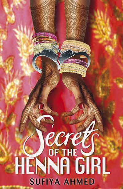 Secrets of the Henna Girl - Jacket