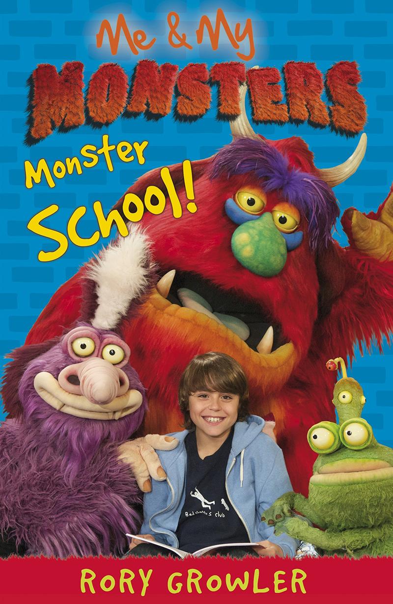 Me & My Monsters: Monster School - Jacket