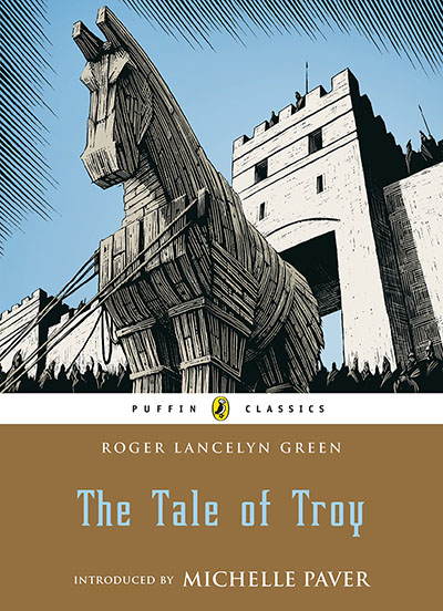 The Tale of Troy - Jacket