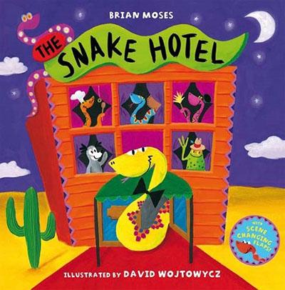 The Snake Hotel - Jacket