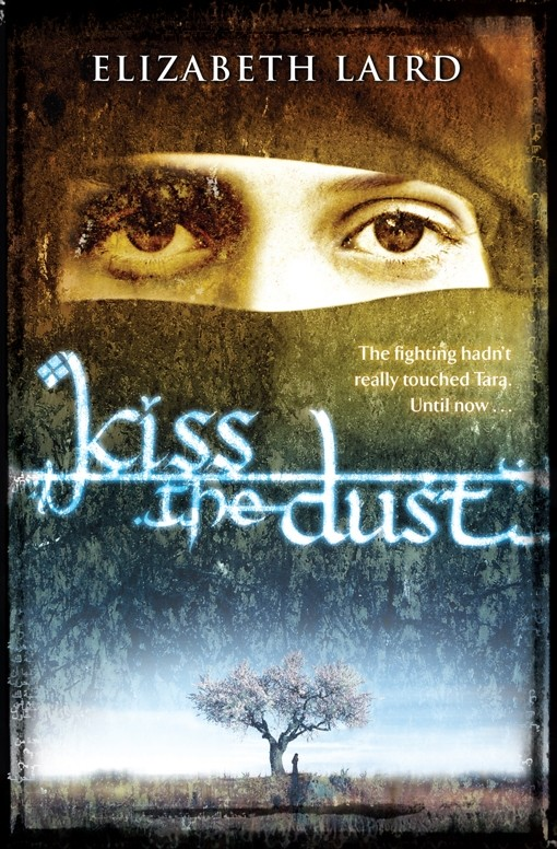 Kiss the Dust - Jacket