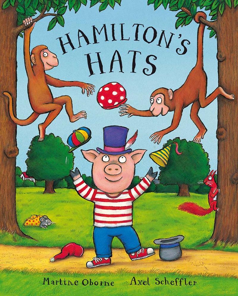 Hamilton's Hats - Jacket