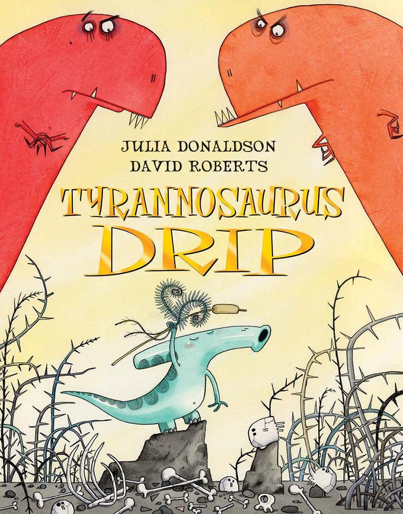 Tyrannosaurus Drip - Jacket
