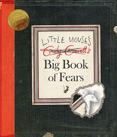 Little Mouse's Big Book of Fears - Jacket
