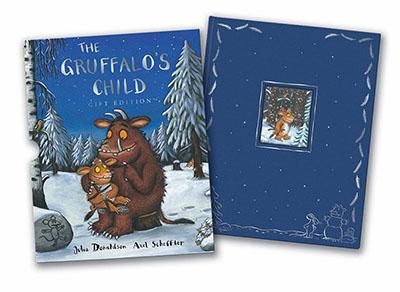 The Gruffalo's Child (Gift Edition) - Jacket
