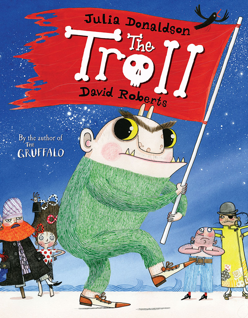 The Troll - Jacket