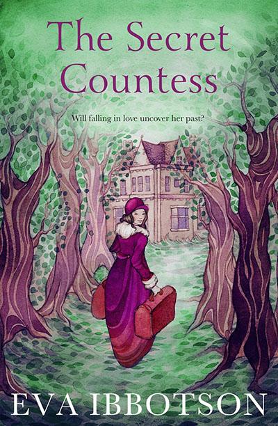 The Secret Countess - Jacket