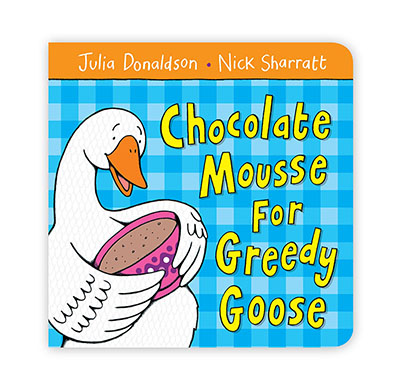 Chocolate Mousse for Greedy Goose - Jacket