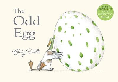 The Odd Egg - Jacket