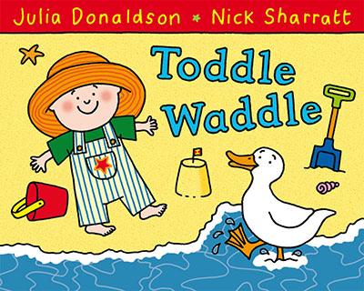 Toddle Waddle - Jacket
