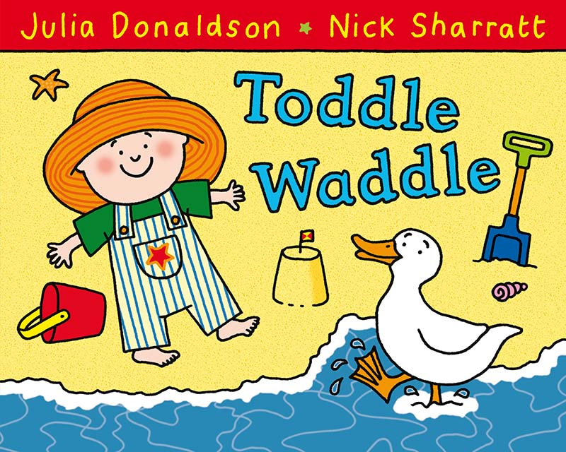 Toddle Waddle - Jacket