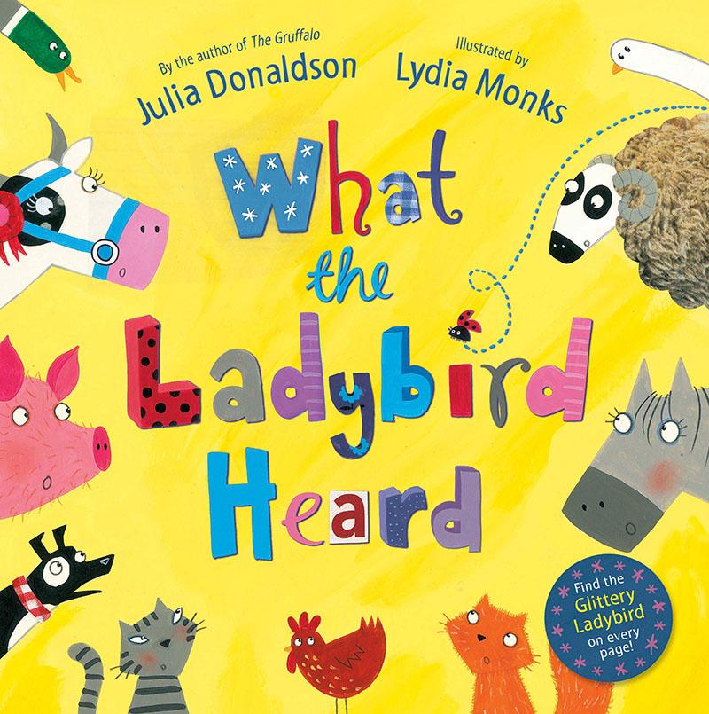 What the Ladybird Heard - Jacket