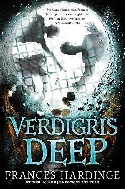 Verdigris Deep - Jacket