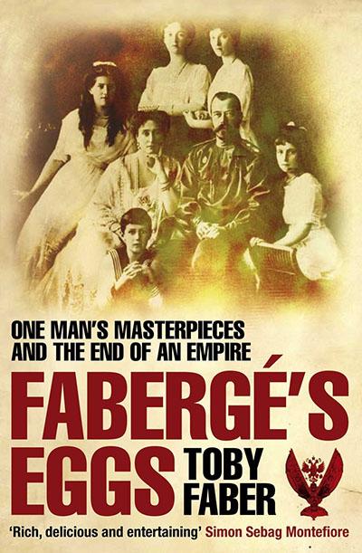 Faberge's Eggs - Jacket