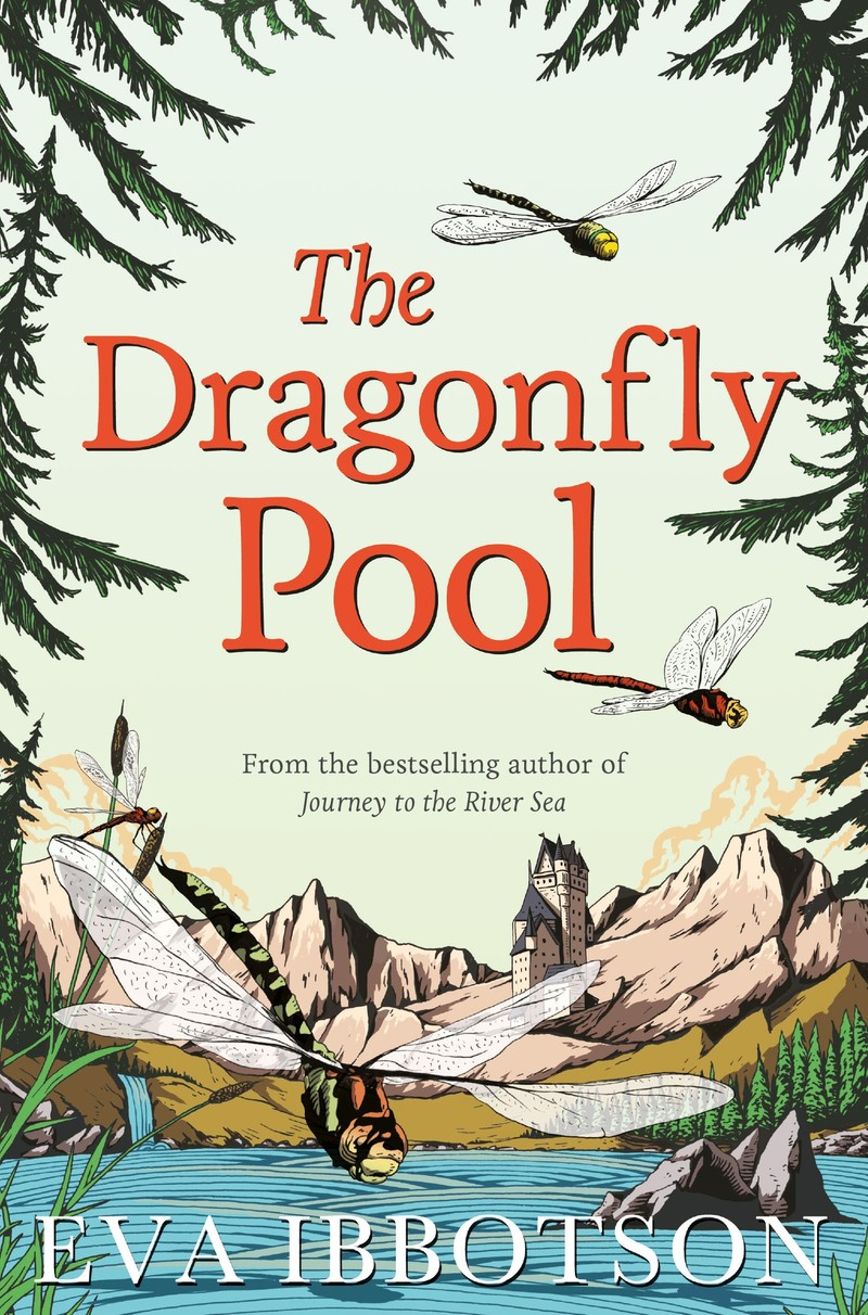 The Dragonfly Pool - Jacket