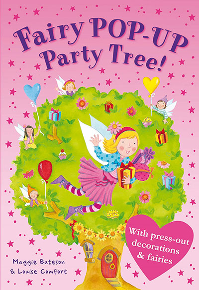 Treetop Fairies: Fairy Pop-up Party Tree - Jacket