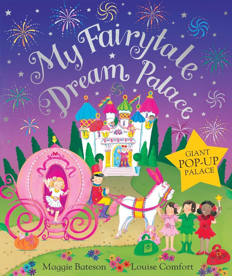 My Fairytale Dream Palace - Jacket
