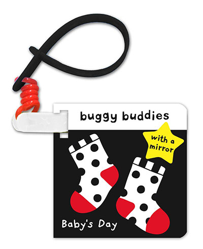 Black and White Buggy Buddies - Baby's Day - Jacket
