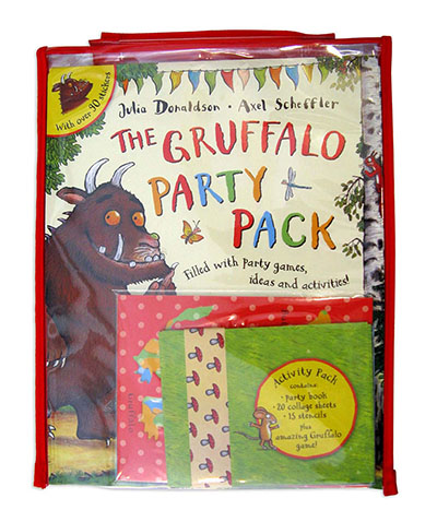 The Gruffalo Party Pack - Jacket