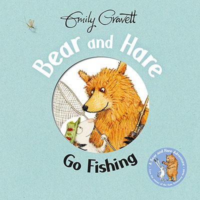Bear and Hare Go Fishing - Jacket