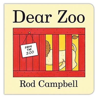 Dear Zoo - Jacket