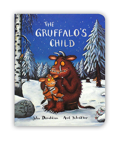 The Gruffalo's Child - Jacket