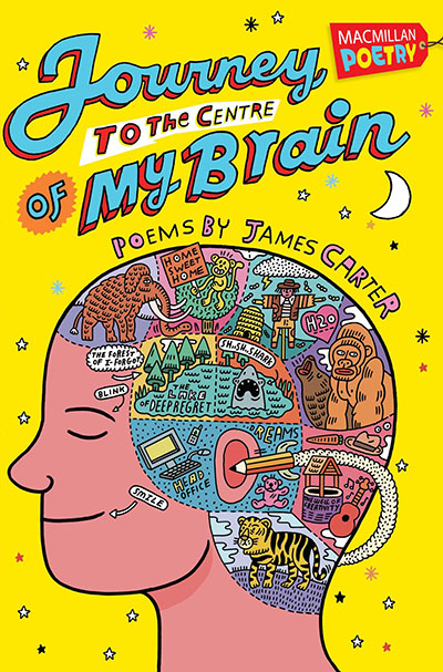Journey to the Centre of My Brain - Jacket