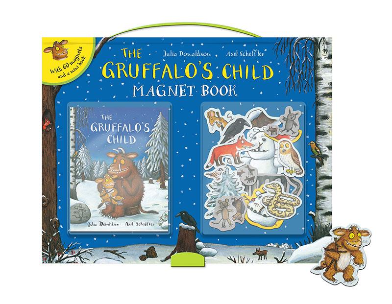 The Gruffalo's Child Magnet Book - Jacket