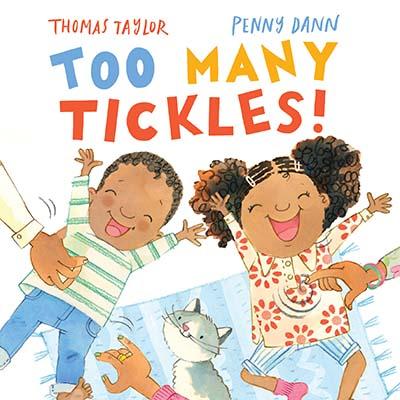Too Many Tickles! - Jacket