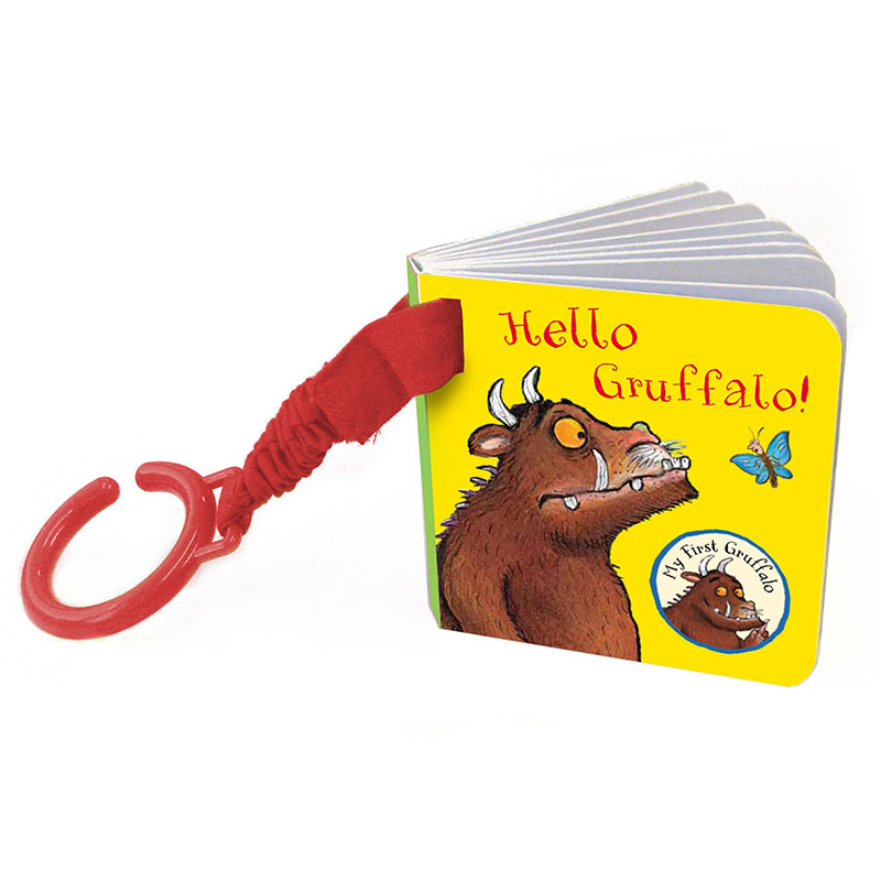 My First Gruffalo: Hello Gruffalo! Buggy Book - Jacket