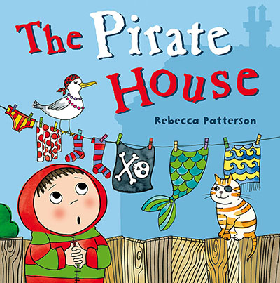The Pirate House - Jacket