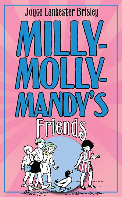 Milly- Molly-Mandy's Friends - Jacket