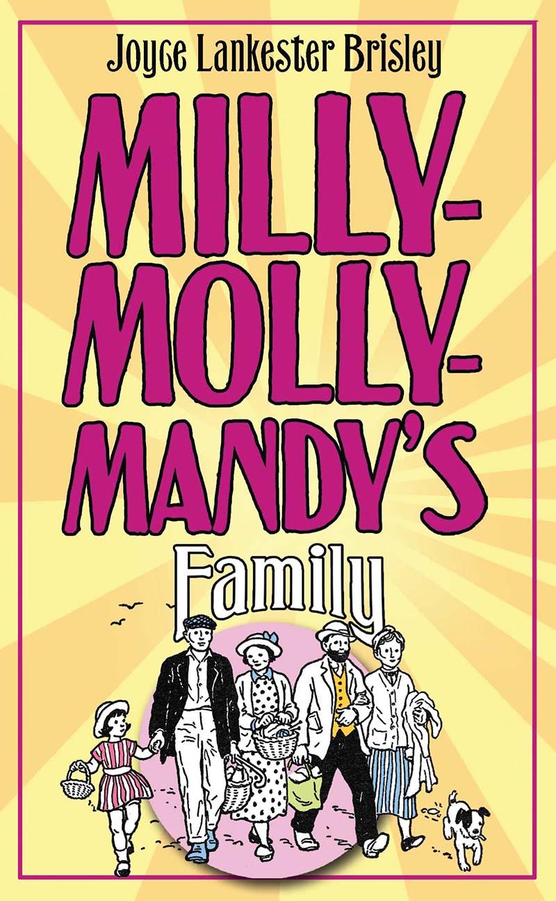 Milly-Molly-Mandy's Family - Jacket