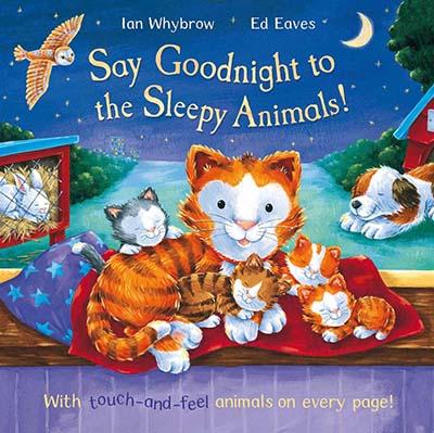Say Goodnight to the Sleepy Animals - Jacket