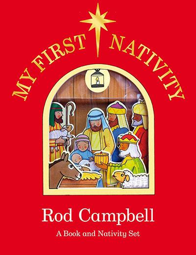 My First Nativity Set - Jacket