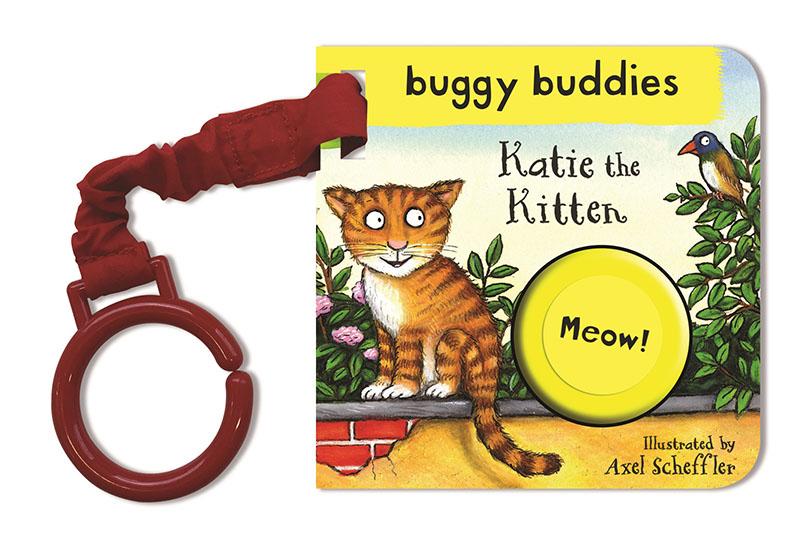 Katie the Kitten Buggy Book - Jacket