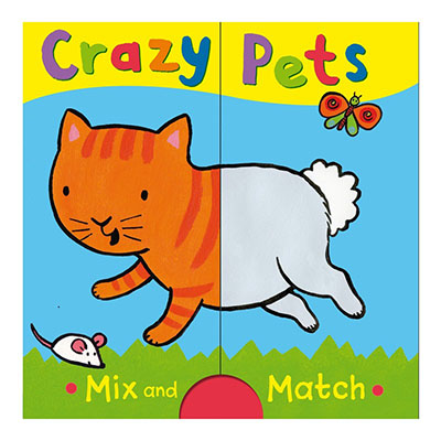 Crazy Pets: Mix and Match - Jacket