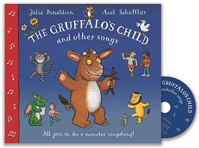 The Gruffalo's Child Song and Other Songs - Jacket