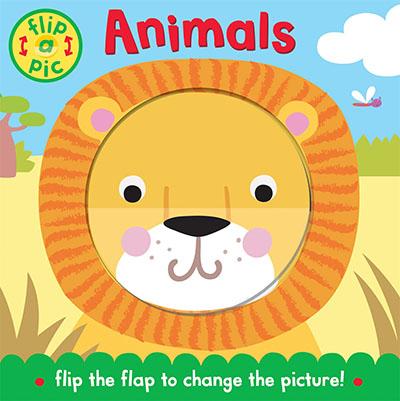 Flip-a-Pic: Animals - Jacket